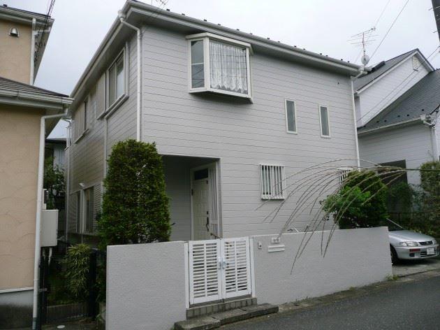 松戸市 H様邸 外壁塗装 サイディング ウレタン塗料