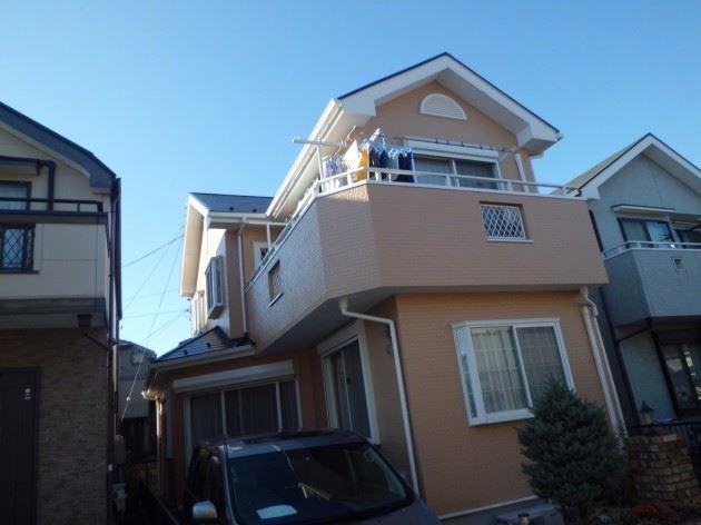 松戸市 W様邸 外壁塗装 シリコン塗料