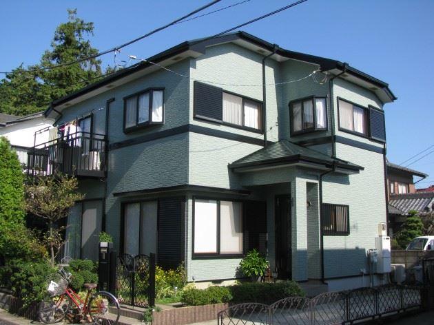 柏市 U様邸 外壁・屋根塗装 ウレタン塗料