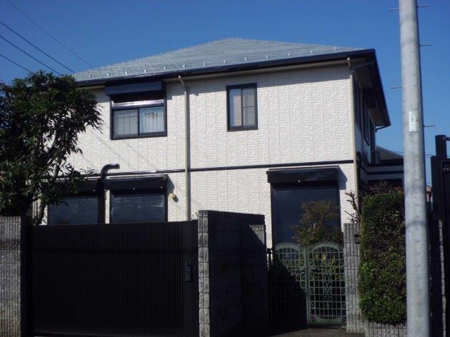 松戸市 A様邸 外壁・屋根塗装 ウレタン塗料