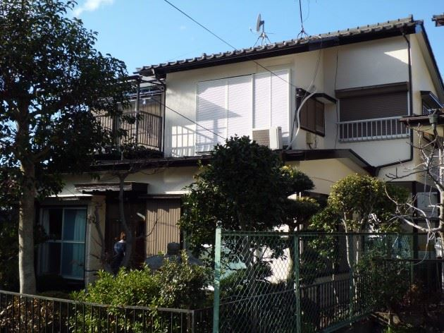 流山市 O様邸 外壁・屋根塗装 ウレタン塗料