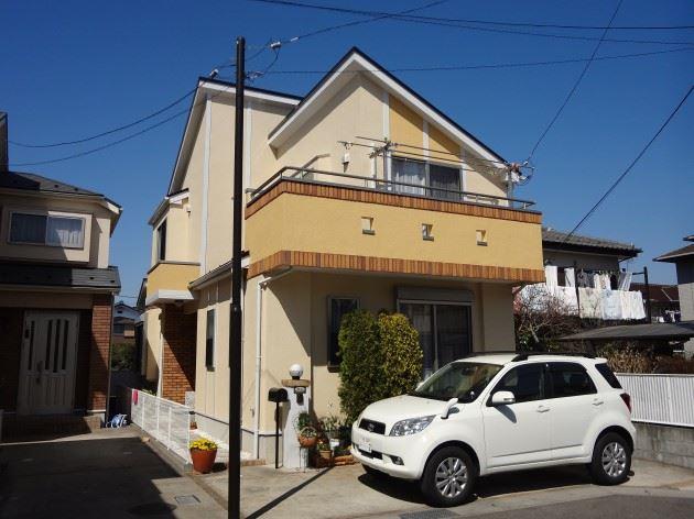 柏市 M様邸 外壁・屋根塗装 シリコン塗料