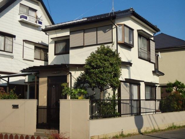 野田市 I様邸 外壁・屋根塗装 ウレタン塗料