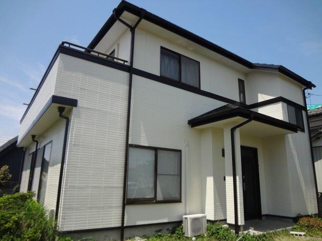 野田市 S様邸 外壁塗装 ウレタン塗料
