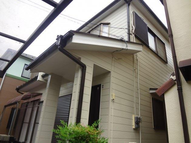 流山市 U様邸 外壁・屋根塗装 シリコン塗料