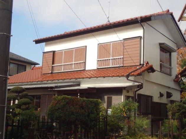流山市 I様邸 外壁・屋根塗装 シリコン塗料