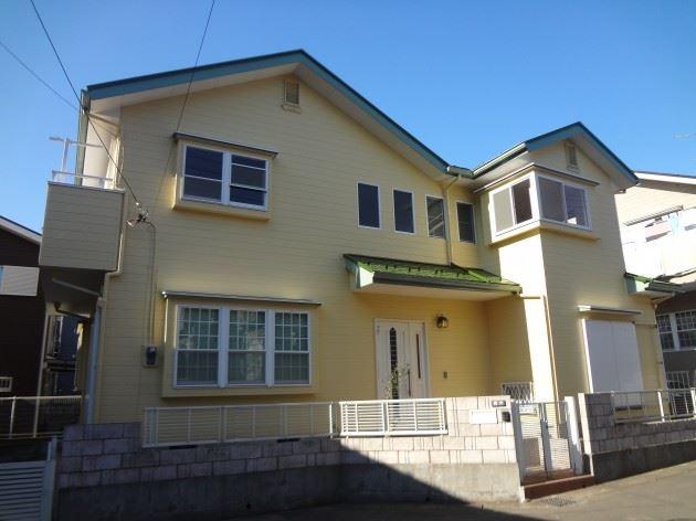 流山市 K様邸 外壁・屋根塗装 ウレタン塗料
