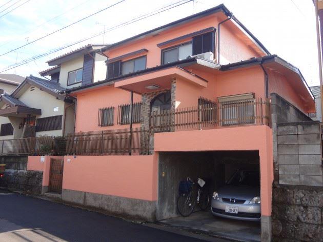柏市 S様邸 外壁・屋根塗装工事 水性シリコン塗料
