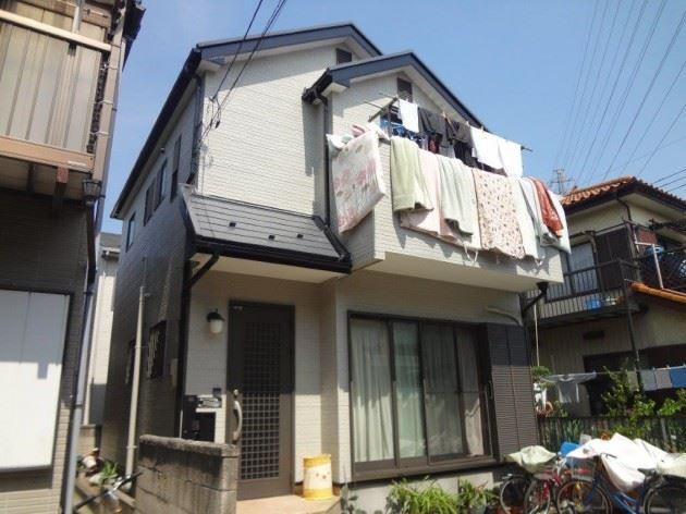 川口市 O様邸 外壁・屋根遮熱塗装工事