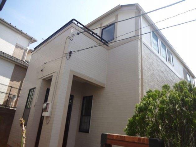 流山市 I様邸 外壁・屋根塗装・FRP防水工事