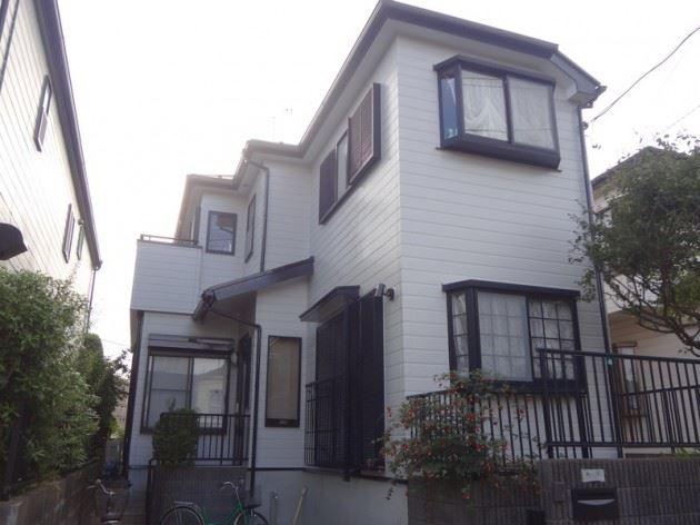 柏市 S様邸 外壁・屋根遮熱塗装工事 FRP防水工事