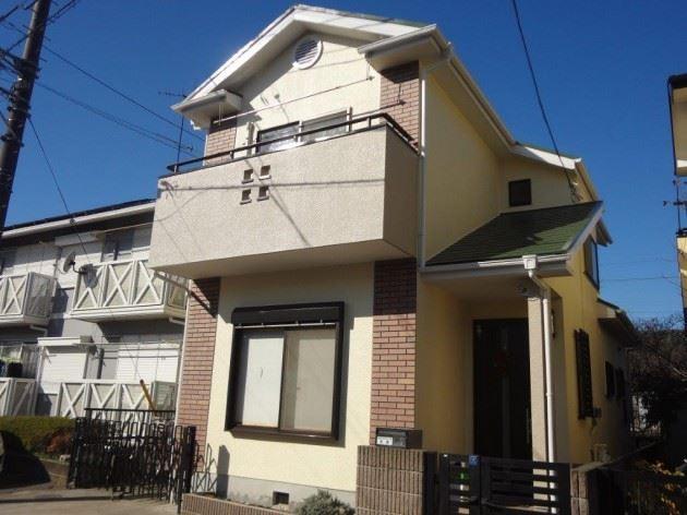 野田市 Y様邸 外壁・屋根塗装工事