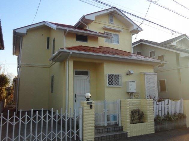 野田市 N様邸 外壁・屋根塗装工事