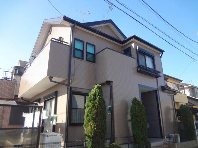 野田市 S様邸 外壁・屋根塗装工事