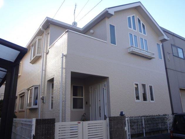 松戸市 S様邸 外壁・屋根塗装工事