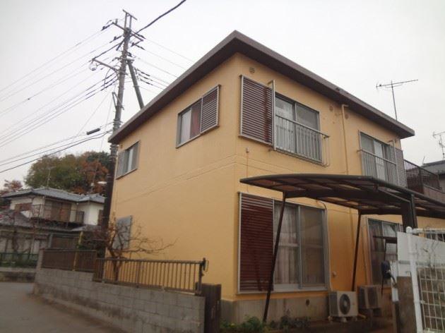 流山市 K様邸 外壁塗装及び屋上防水工事