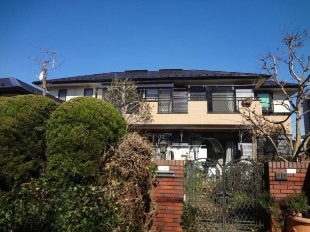 流山市 Y様邸 外壁・屋根塗装工事