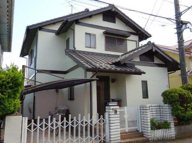 野田市 M様邸 外壁塗装工事