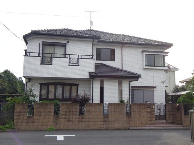 野田市 E様邸 外壁塗装工事