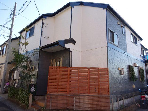 三郷市 S様邸 外壁屋根塗装工事