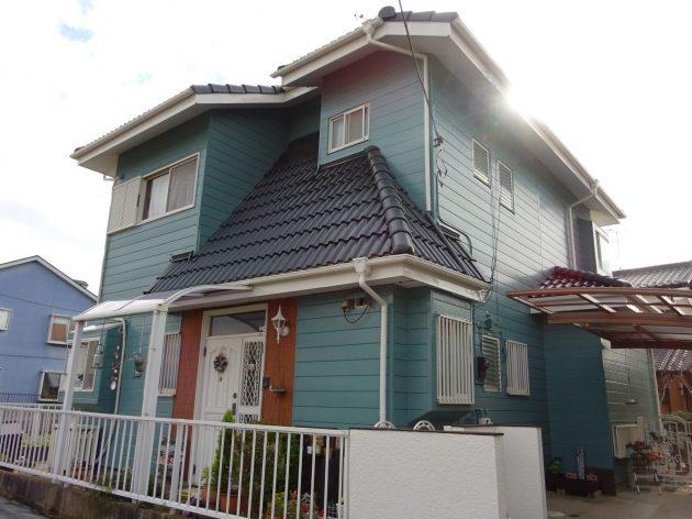 我孫子市 H様邸 外壁屋根塗装工事