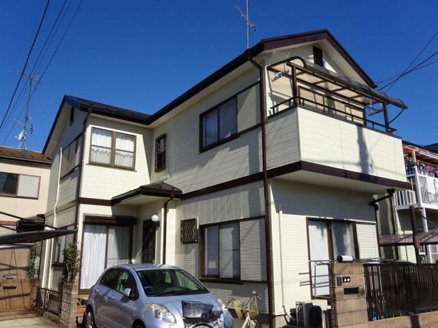 野田市 Y様邸 外壁屋根塗装工事