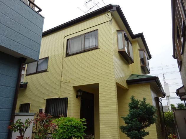 流山市 M様邸 外壁屋根塗装工事