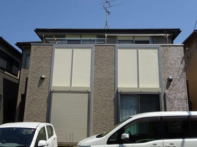 流山市 Y様邸 外壁塗装・屋根カバー工法工事