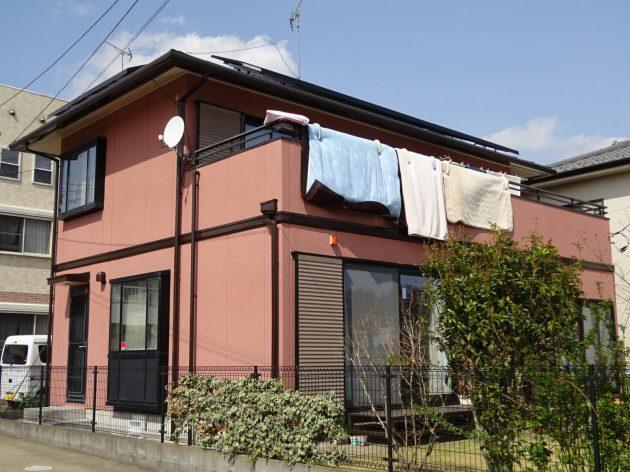 野田市 K様邸 外壁屋根塗装工事