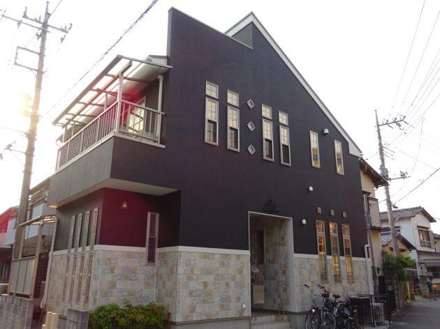 流山市 Y様邸 外壁屋根塗装工事