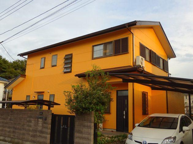 野田市 E様邸 外壁屋根塗装工事