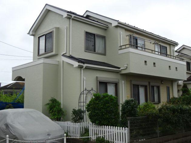 市川市 Y様邸 外壁屋根塗装
